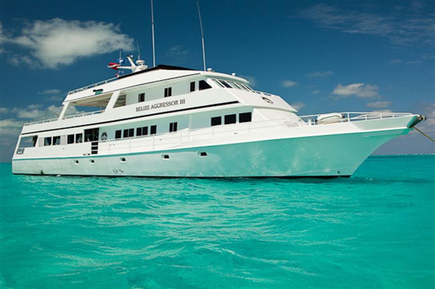 Belize Aggressor III liveaboard best liveaboards in the caribbean
