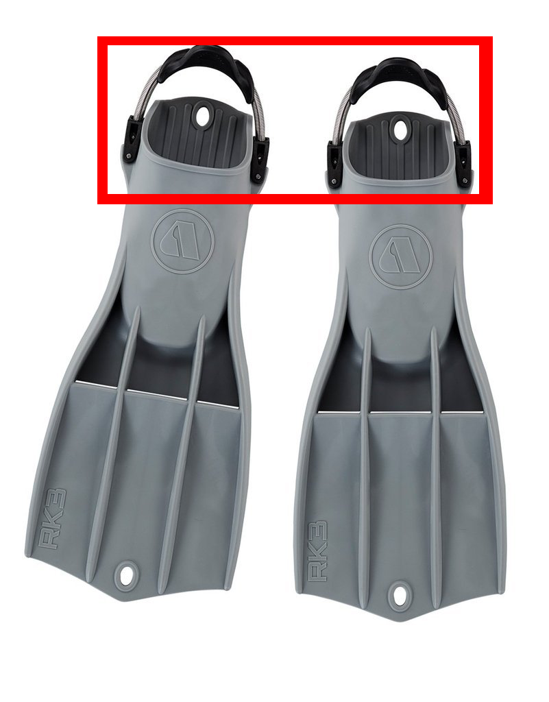 example of split fins