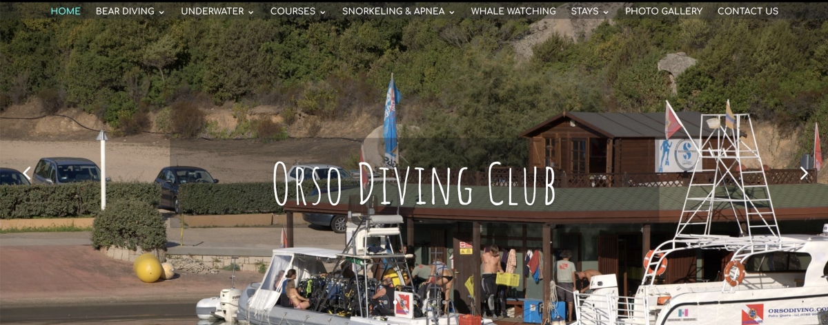Orso Divers Site