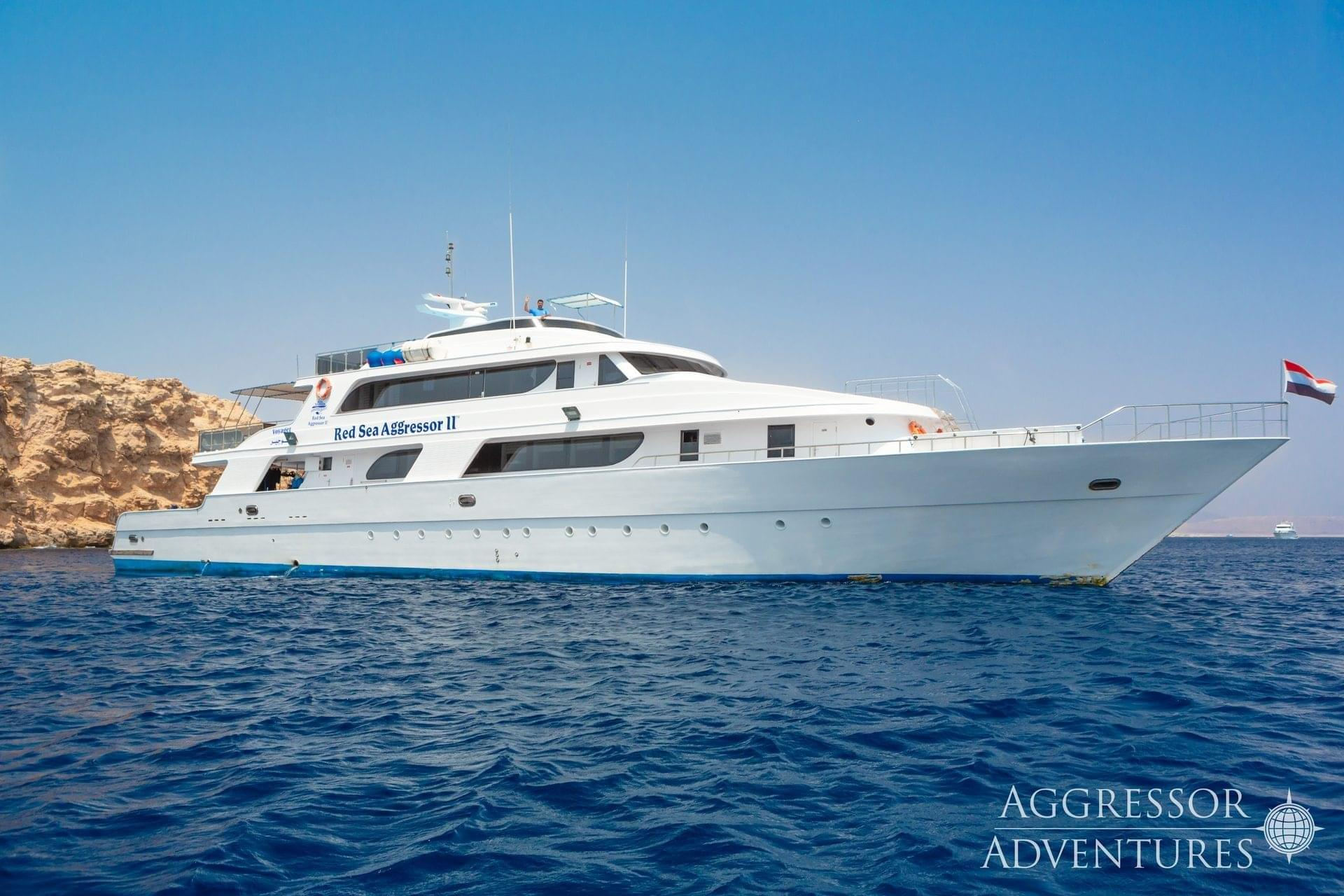 Red Sea Aggresor Liveaboard