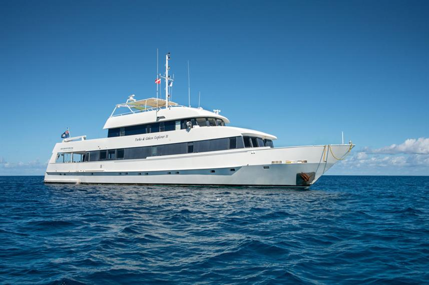 Turks and caicos explorer liveaboard
