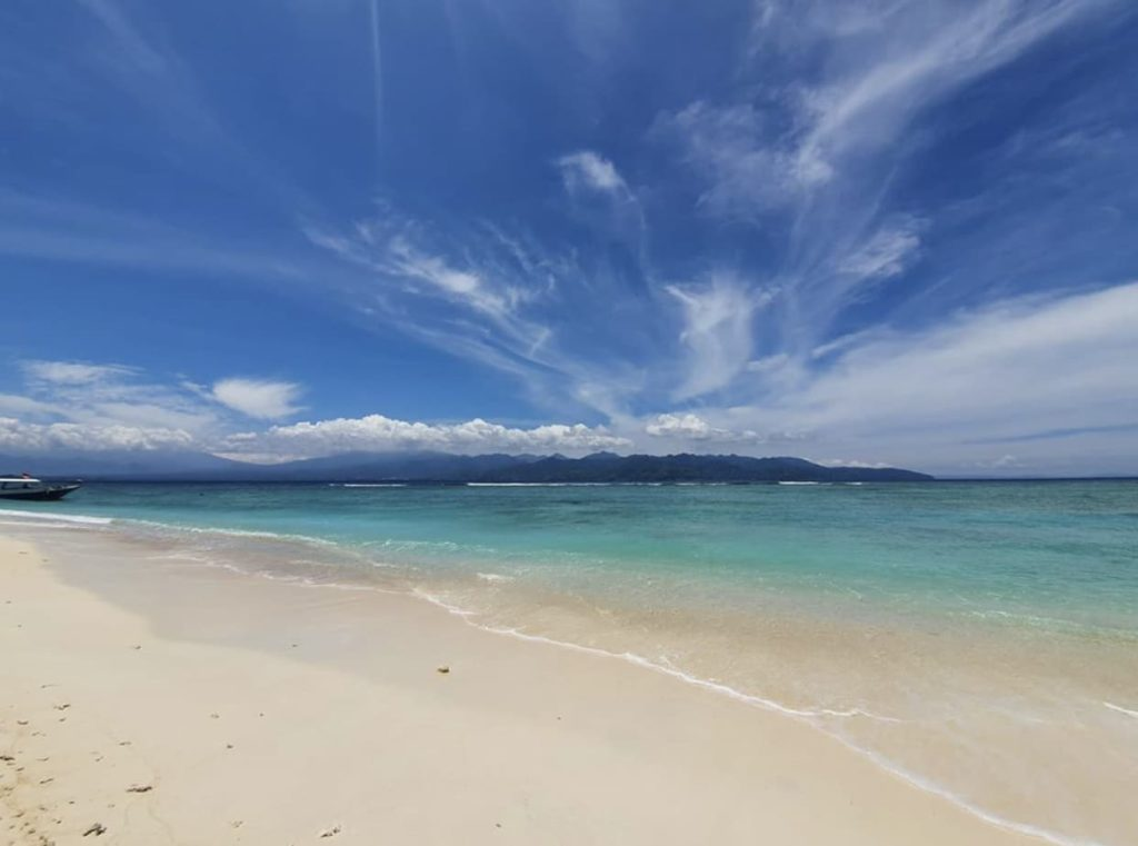 Gili Trawangan Beach Indonesia