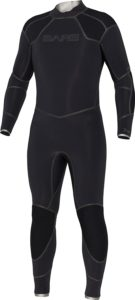 Bare 7mm Scuba Diving Wetsuit