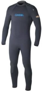 Xcel Semi Dry scuba diving suit