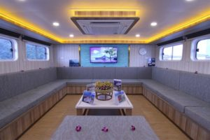 Andaman Queen Liveaboard Thailand