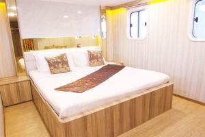 Master Cabin Deep Andaman Queen Liveaboard Thailand