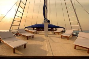 Liveaboard in Thailand