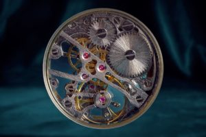 watch mechanisms cogs and gears