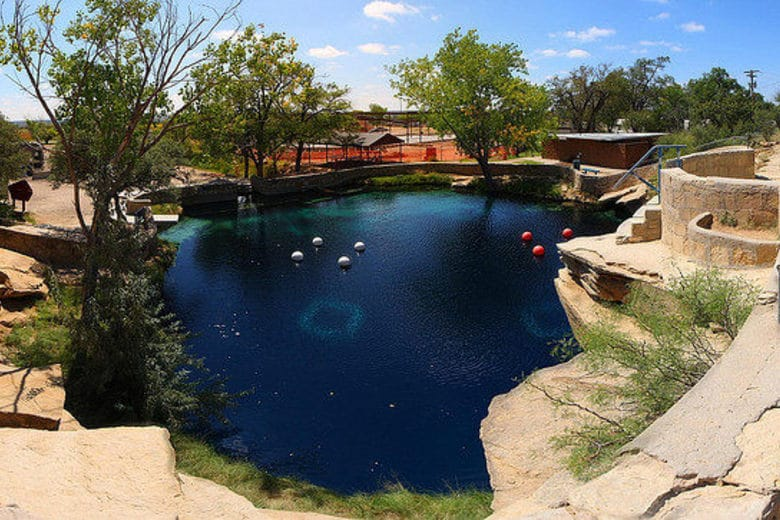 New Mex Blue Hole