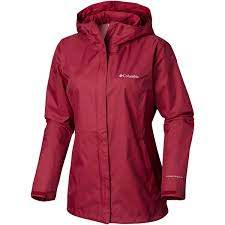 Best Budget Waterproof Jacket Columbia Arcadia Women's Rain Jacket