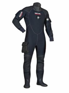 SEAC Warmdry Best Drysuit Budget