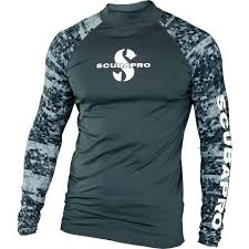 ScubaPro Scuba Diving Rash Guard Mens