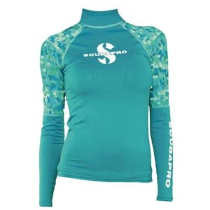 ScubaPro Scuba Diving Rash Guard Womens
