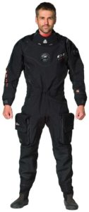 Best luxury drysuit Waterproof Hybrid