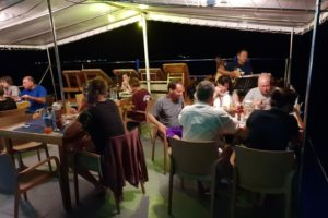 Philippine liveaboard Dolphin Dining