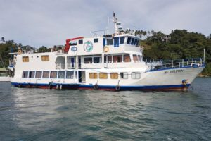 Philippine liveaboard Dolphin