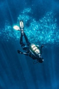 Why Scuba Dive in A Drysuit