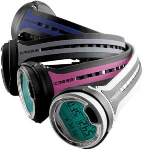 cressi leonardo dive computers multicoloured
