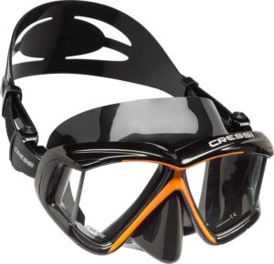 Cressi Panoramic Snorkel Mask
