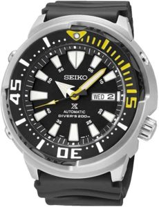 Seiko SRP639K1 Mens Dive Watch