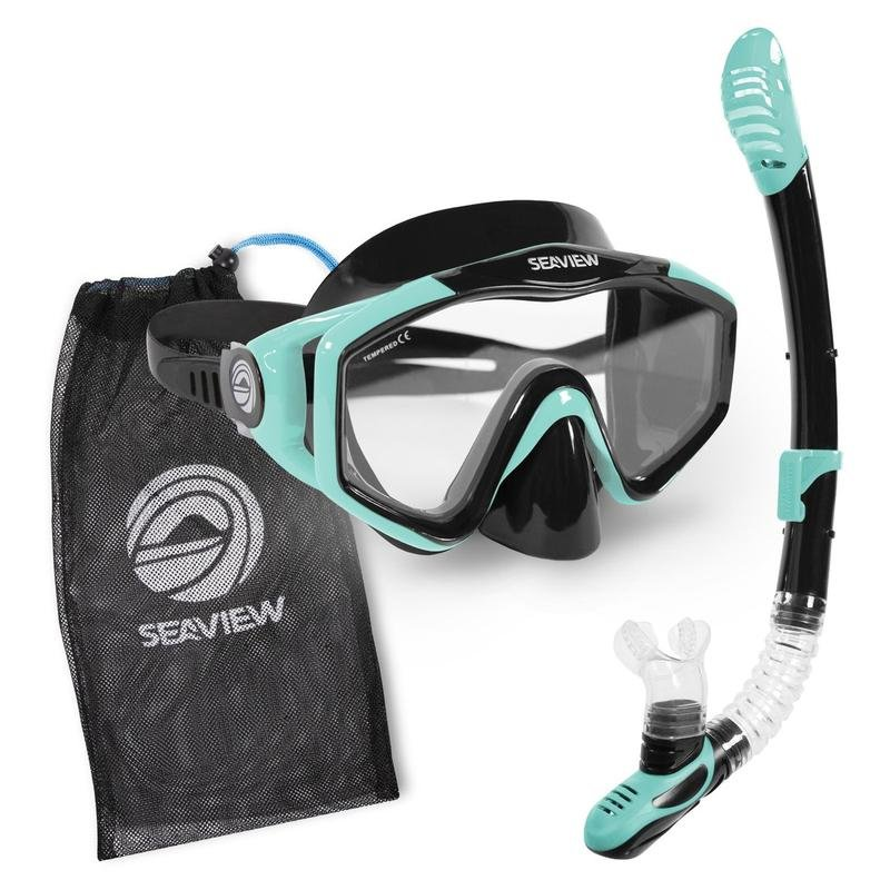 Wildhorn Seaview 180° Kradan Snorkel Set